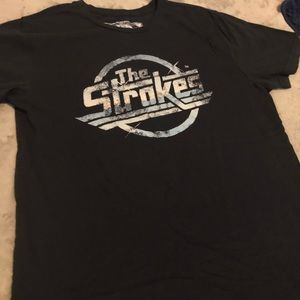 The Strokes Tee - Size Medium